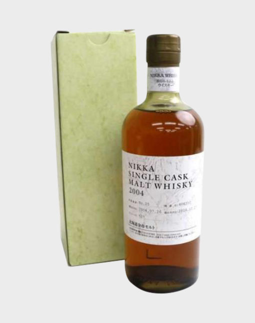 Nikka Single Cask Malt Whisky 2004