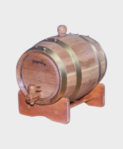 Personalized Mini Oak Whisky Barrel