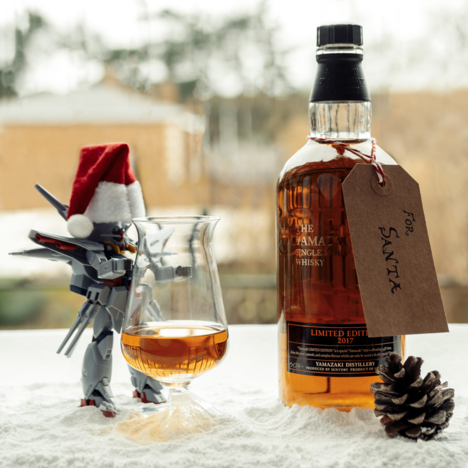 Photo of Yamazaki 2017 Limited Edition Japanese Whisky from Stephen in Dublin Ireland
