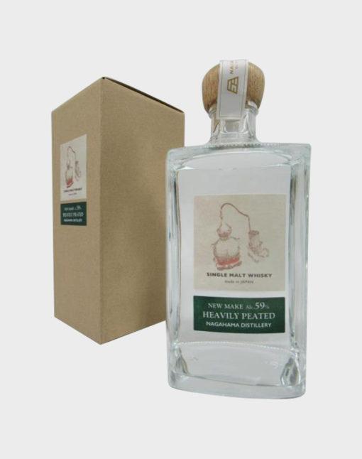 Nagahama Heavily Peated Japanese Single Malt Whisky