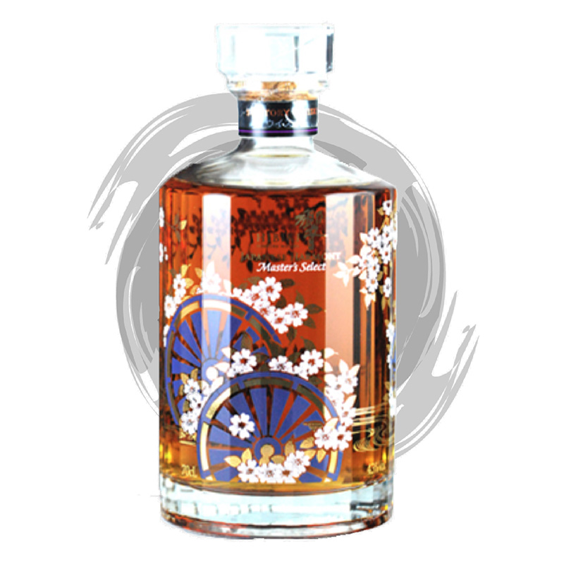 Hibiki Masters Select Special Edition Japanese Whiskey