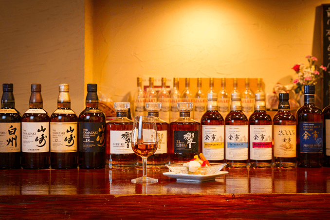 Japanese Whisky 2018