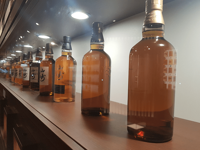 The Case Of The Vanishing Japanese Whisky