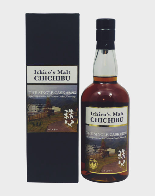 Ichiro's Malt Chichibu 2013 Single Cask #2593
