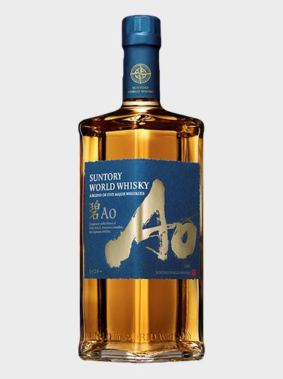 Suntory AO World Blended Japanese Whisky