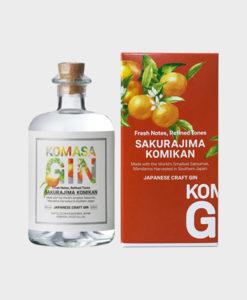 Komasa Sakurajima Komikan Gin