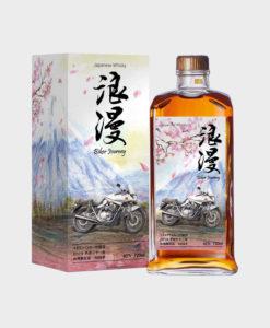 """Mars Japanese Whisky """"Biker Journey"""" 2019"""