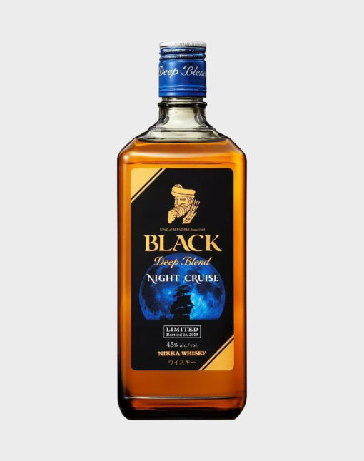 NIkka Black Deep Blend Night Cruise - Limited 2019
