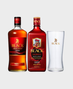 Nikka Black Extra Sherry 2018 and Aromatic 2017 Limited Edition Set