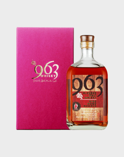 Yamazakura 963 17 Years Old Wine Wood Reserve