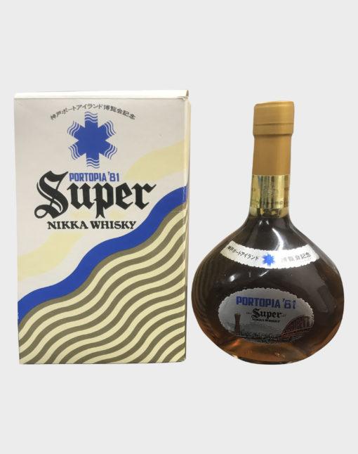 Super Nikka Whisky Portopia Expo '81