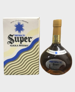 Super Nikka Whisky Portopia Expo '81