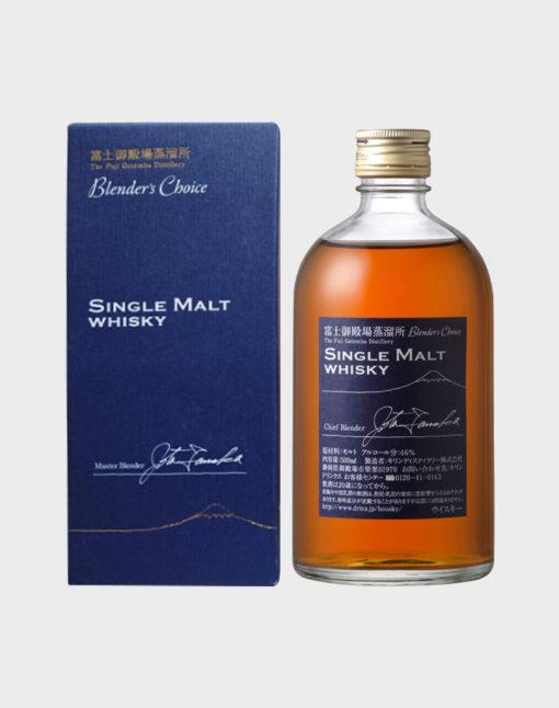 Blender's Choice Fuji Gotemba Single Malt Whisky
