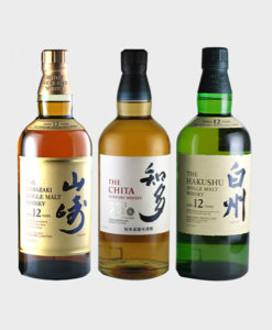 The Suntory Distilleries Collection