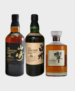 The Suntory Platinum Collection