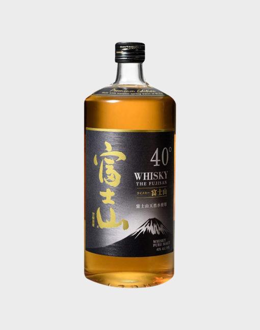 The Fujisan Black Label Pure Malt Whisky