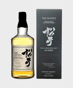 The Matsui Whisky – Kurayoshi Mizunara Cask