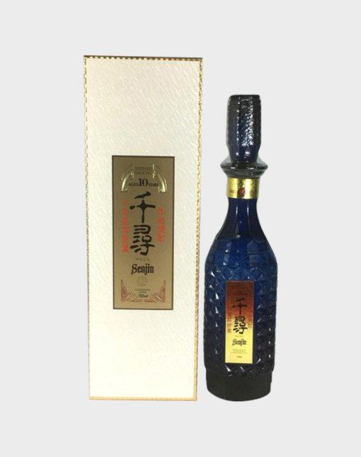 Chihiro Satsumashuzo Shochu Blue Bottle