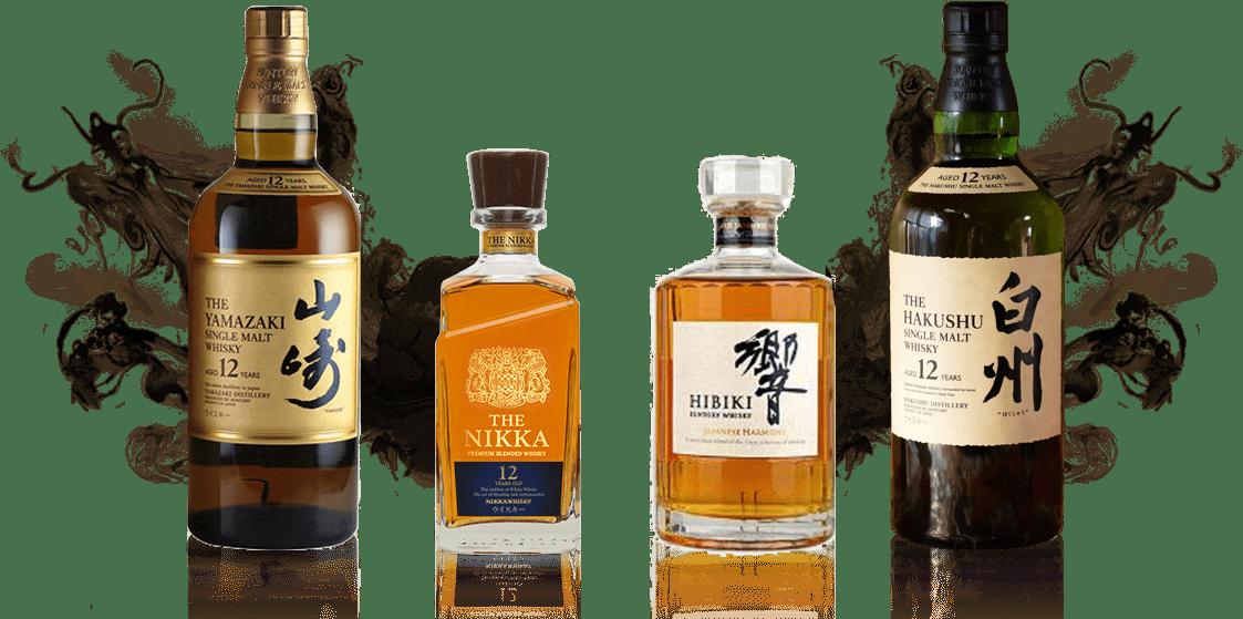 Store-Japanese Whisky