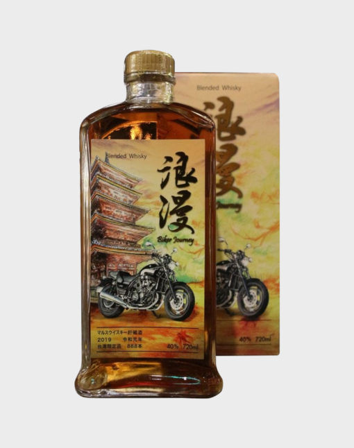 "Mars Japanese Whisky ""Biker Journey""- 3rd Edition"