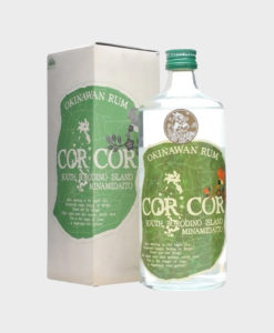 Okinawan Rum Cor Cor Green Label
