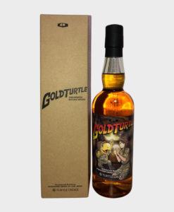 Wakatsuru Saburomaru Gold Turtle Whisky