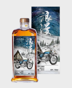 "Mars Japanese Whisky ""Biker Journey"