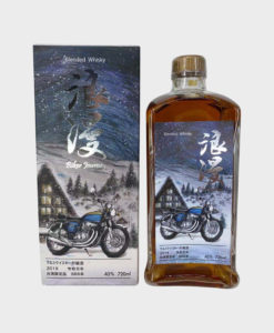 "Mars Japanese Whisky ""Biker Journey""- 4th Edition"