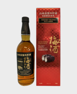 Yamazaki Umeshu Whisky Blend - Rich Amber