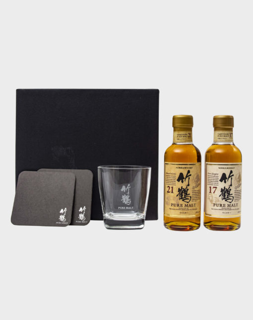 Nikka Taketsuru 17 & 21 Years Old Gift Set