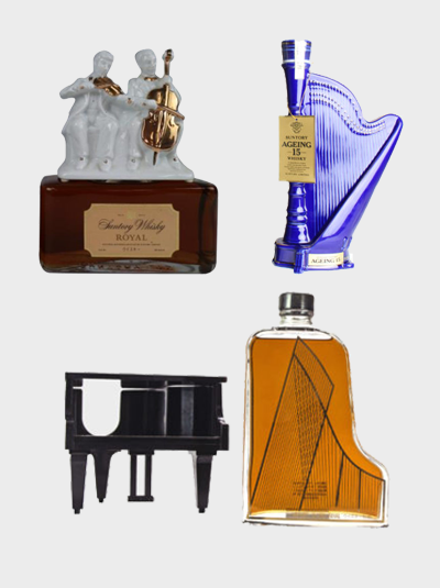 Musical Collections Whiskies