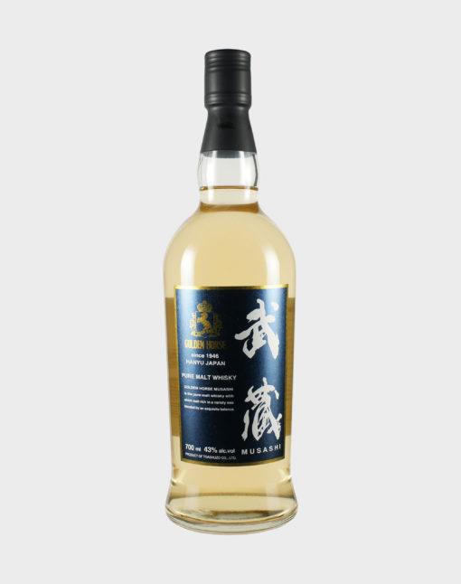 Golden Horse Musashi Pure Malt Whisky (No Box)
