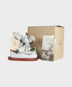 Nikka Crane Courtship Ceramic Bottle