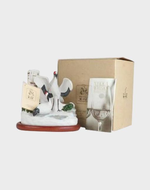 Nikka Crane Courtship Ceramic Bottle