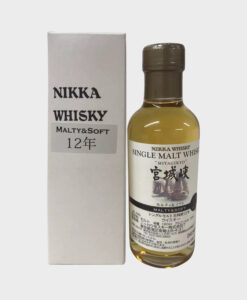 Nikka Miyagikyo Malty & Soft 12 Year Old 180ml
