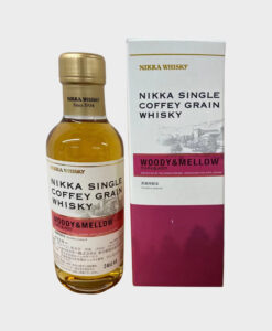Nikka Single Malt Coffey Grain Whisky Woody & Mellow - 180ml