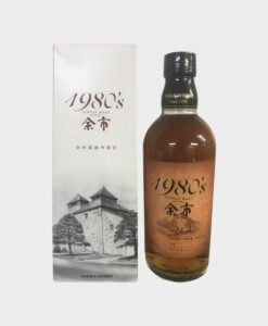 Nikka Single Malt Yoichi 1980's