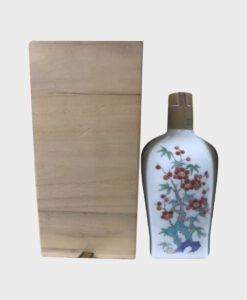 Suntory Arita Ceramic with Wooden Box