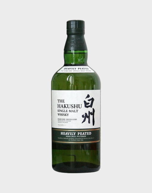 Suntory Hakushu Heavily Peated (No Box)