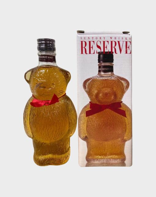 Suntory Reserve Bear Bottle - 300ml