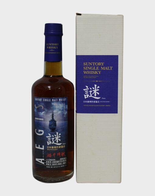 Suntory Single Malt Nazo Whisky