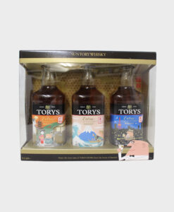 Suntory Torys Extra Whisky Set