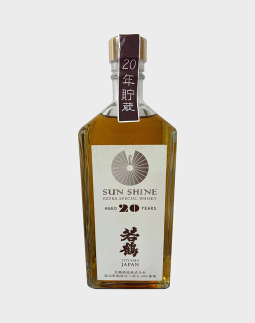 Wakatsuru Sun Shine Extra Special Whisky (No Box)
