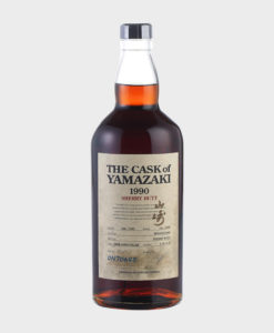 Suntory The Cask of Yamazaki 1990 Sherry Butt (No Box)