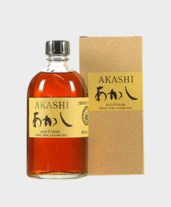 Akashi Aged 6 Years White Wine Cask# 61694