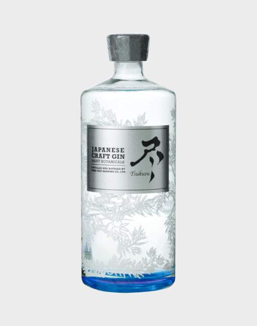 Tsukusu Craft Gin