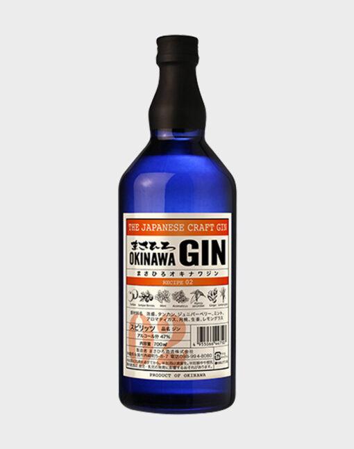 Masahiro Okinawa Gin