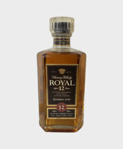 Suntory Royal 12 Slim Bottle - Black Label