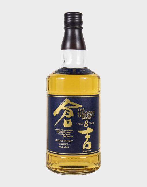 The Kurayoshi Pure Malt 8 Years Old WWA (2)