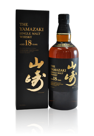 Yamazaki 18 Year Single Malt Whisky